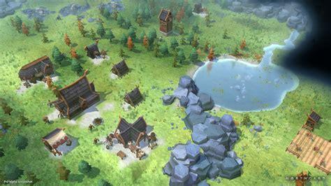 viking themed games evoland developer announces viking themed strategy game