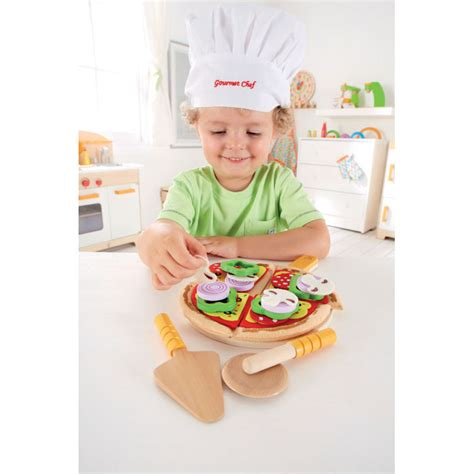 cuisiner des g駸iers frais hape kit pizza e3129