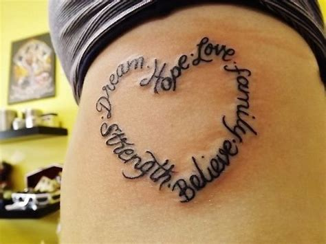 tattoos on the heart quotes quotes about strength and living family
