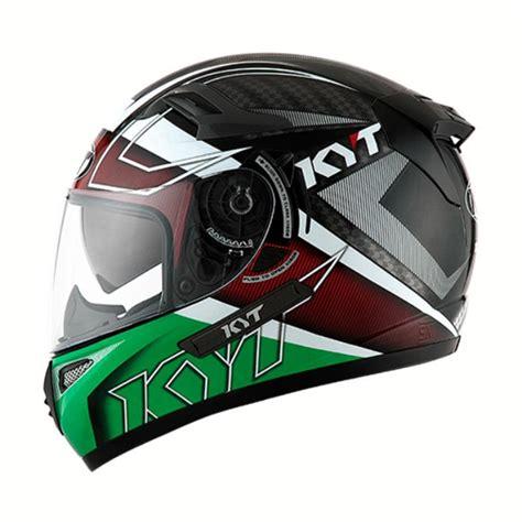 Helm Kyt Nama flat visor akan hadir untuk varian helm kyt yang lebih terjangkau kyt r 10