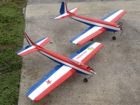 pattern airplanes rc taurus scratch build r c pattern plane plans 60 in wing