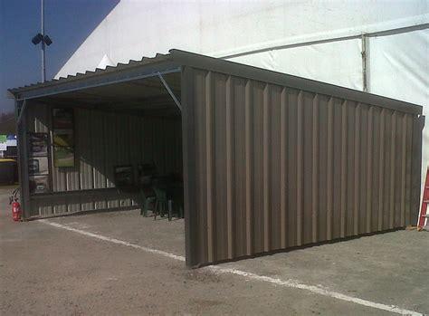 Garage Bois Kit 622 by Commandez En Ligne Abrikit Abri Modulaire En Kit