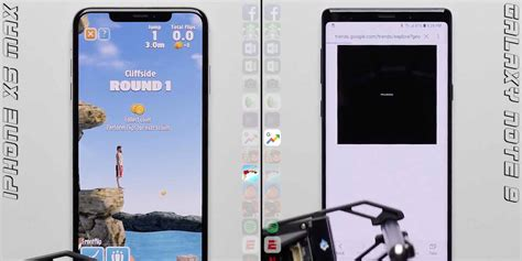 iphone xs max beats out samsung galaxy note 9 in app launch speed test 9to5mac