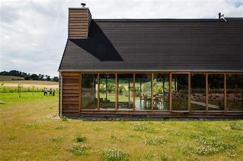 Scheune Uckermark by Das Schwarze Haus Urlaub In Der Uckermark Im Designer