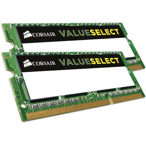 Sodimm Ddr3l Corsair 8gb 8gb corsair valueselect ddr3l 1600 so dimm cl11 dual kit so ddr3 1600 mindfactory de hardware