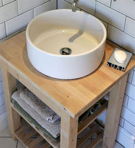 Waschtisch Holz Für Aufsatzwaschbecken by Waschtisch Diy Bestseller Shop F 252 R M 246 Bel Und Einrichtungen