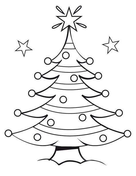 printable christmas coloring pages pinterest 25 best christmas tree coloring page ideas on pinterest