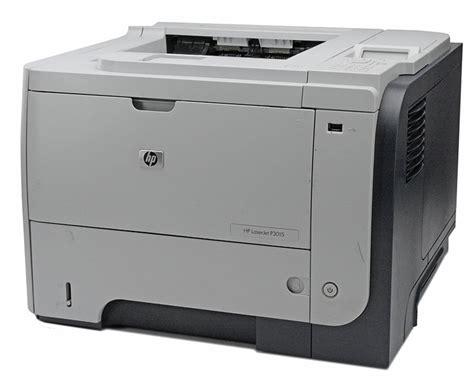 Printer Hp Laserjet Enterprise P3015dn hp laserjet enterprise p3015dn monochrome laser printer