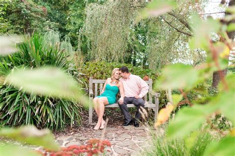 meadowlark botanical garden a personal engagement shoot at botanical gardens