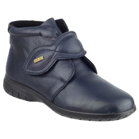 waterproof ankle boots cotswold womens tew navy waterproof ankle boots
