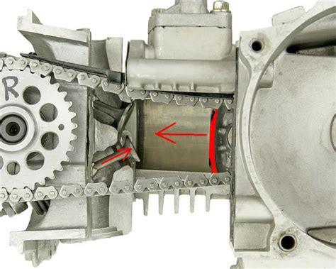 Diesel Motorrad Selber Bauen by Funktionsprinzip 4 Takt Motor Am Beispiel 50ccm 139qmb