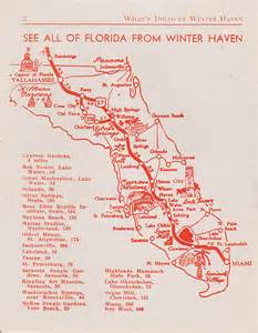 winterhaven florida map winter florida map flickr photo