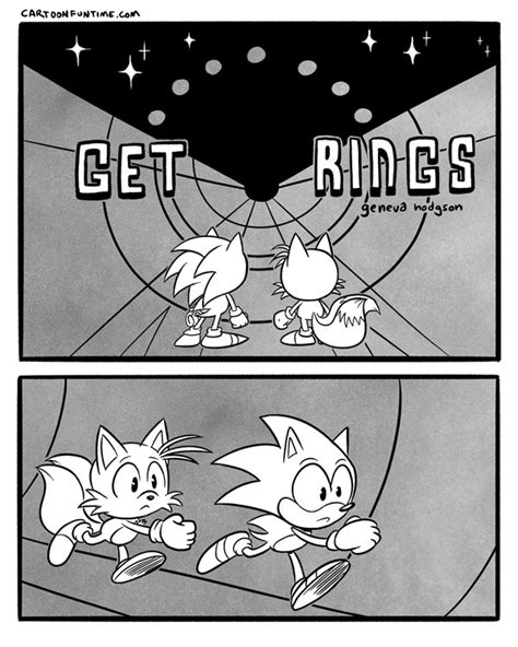 Sonic Rings Meme - meme about a week ago