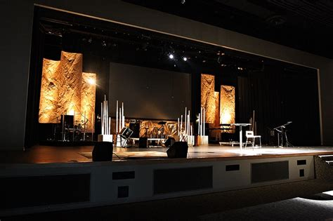 fall stage decorations church stage design ideas for fall studio design