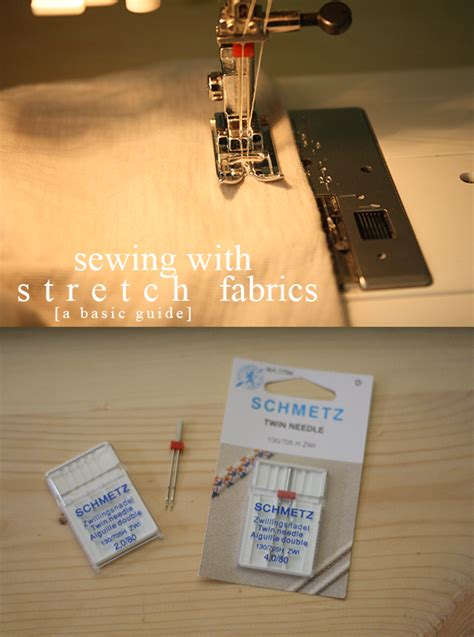 design guidelines nielsen basic guide to sewing with stretch fabrics fabrics
