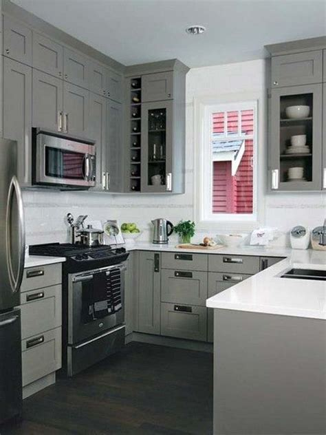Kitchen Cabinet Designs For Small Spaces Cool Kitchen Designs For Small Spaces