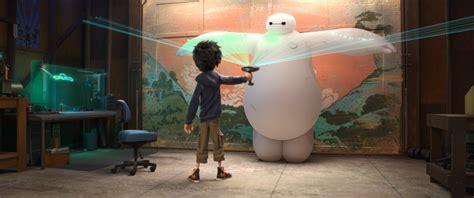 film robot hero disney s big hero 6 gets a new image nerd reactor