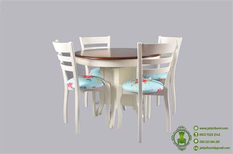 Meja Makan Di Pontianak model meja makan minimalis di ruang makan jati pribumi