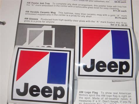 amc jeep logo eddie stakes