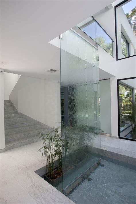 carrara marble house  argentina idesignarch interior