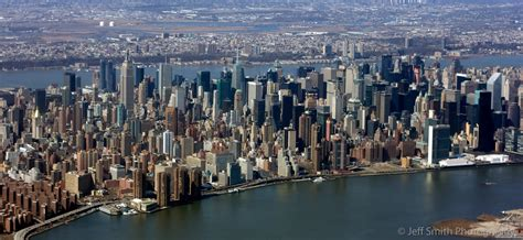 From Manhattan With manhattan island in new york city sightseeing and