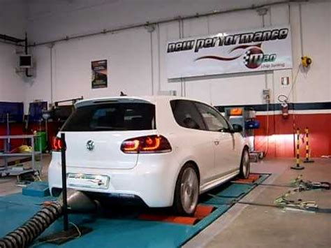 banco prova potenza banco prova potenza golf 6 r 2 0 270 cv di new performance