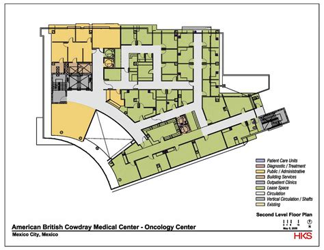facility floor plan oncology center floor plans com archshowcase