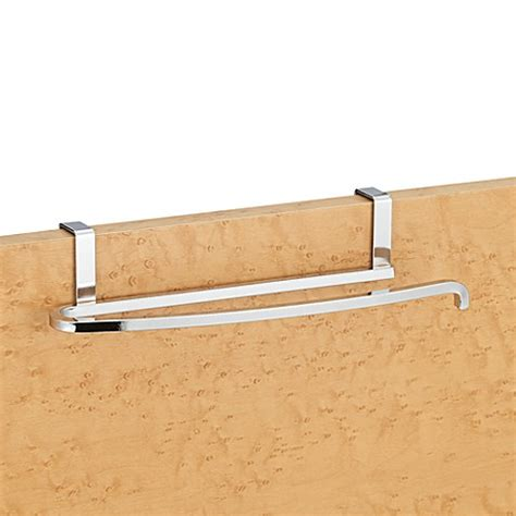over the towel bar lynk over the door towel bar bed bath beyond