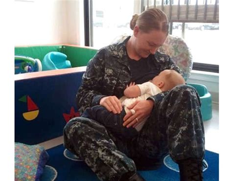 woman behind military breast feeding photo fired from job 121 best images about wic breastfeeding program on pinterest