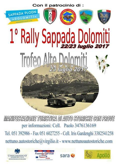 ufficio turistico sappada 1 176 rally sappada dolomiti trofeo alte dolomiti