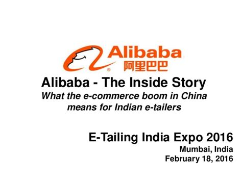 alibaba india alibaba the inside story what the e commerce boom in