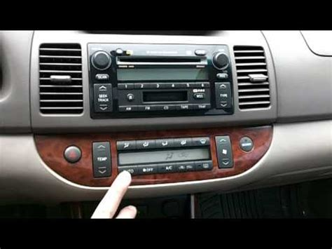 accident recorder 2006 toyota camry transmission control how to use toyota camry over drive button years 2002 t doovi