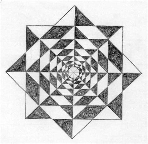 imagenes geometricas artisticas 1c tecnicas de pintura trazado geometr 237 co
