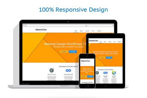 material design web layout top 15 material design templates for wordpress