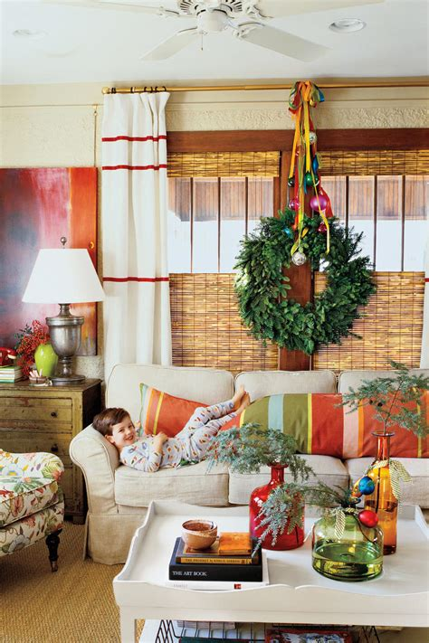 southern decorations 100 fresh christmas decorating ideas southern living