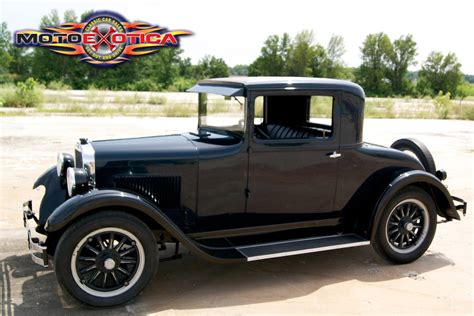 1927 dodge brothers series 128 coupe motoexotica classic
