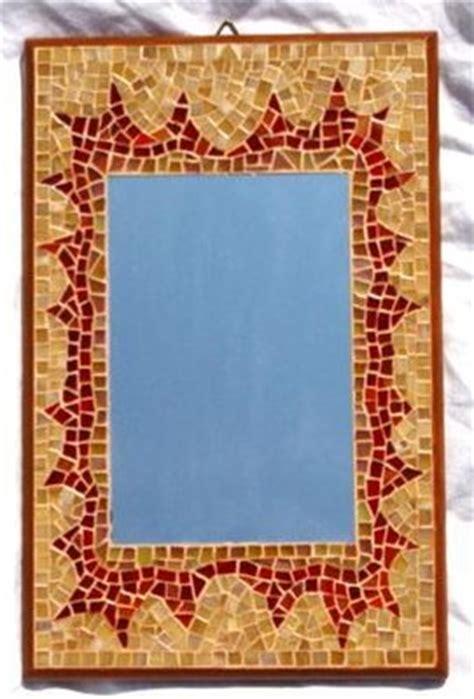 cornice mosaico specchio con cornice in mosaico per la casa e per te