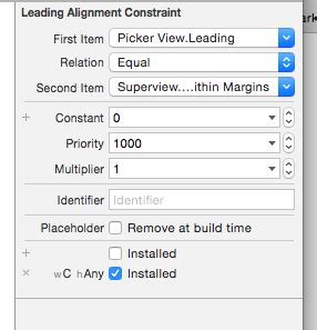 practical auto layout for xcode 7 pdf ios centering two side by side objects stack overflow