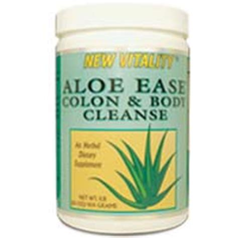 Ease Aloe Detox by Colon Cleanser Product Review Aloe Ease Colon And