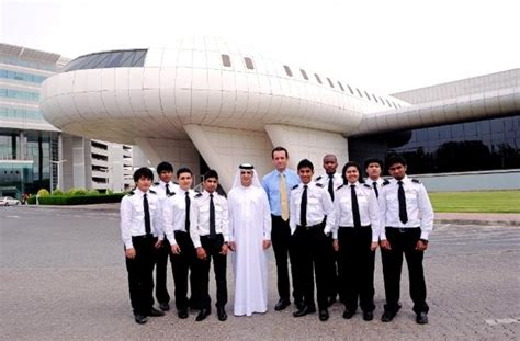 Mba In Sports Management In Uae by Emirates Aviation College Educates For Careers On The