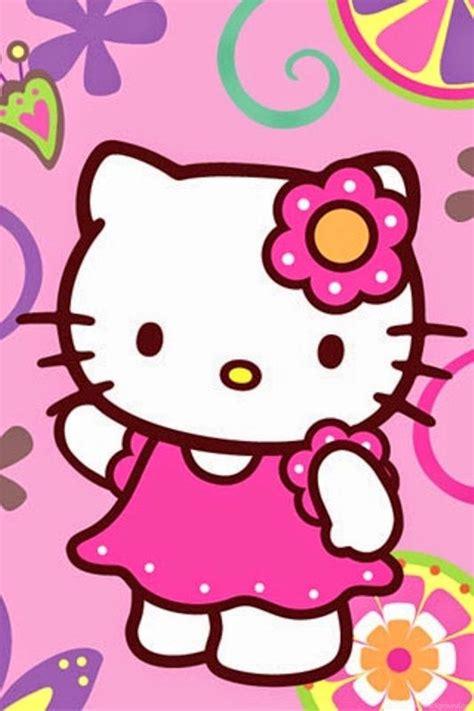 gratis  wallpapers  kitty pink terbaru foto