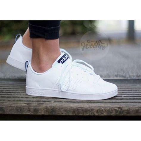 Adidas Neo Advantage Black White Original Size 38 2 3 Adidas Neo Adidasneo Sneakers On Instagram