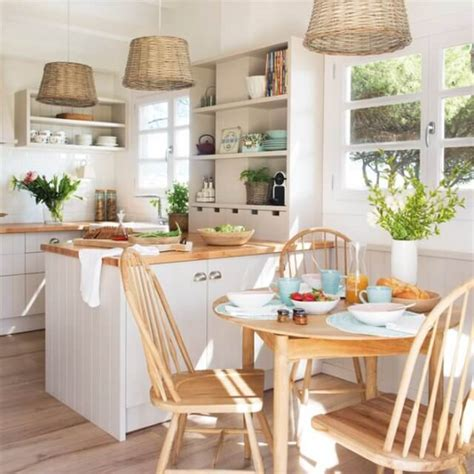 decoracion de cocina comedor ideas  inspirarte