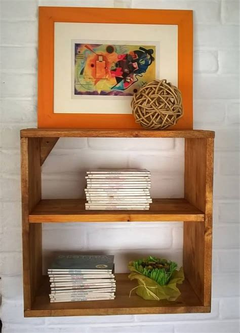 shelves out of pallets wall shelves out of wood pallet pallet ideas