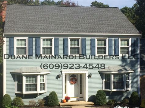 Vinyl Shake Siding Installation Gaf Timberline Hd Roofing System With Pewter Gray Shingles