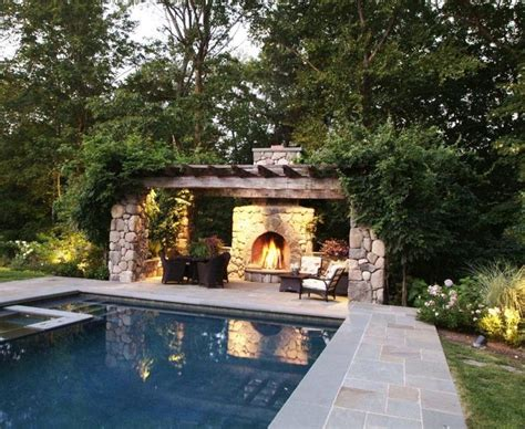 beautiful backyards pin by rettinger fireplace systems on napoleon fireplaces pinterest