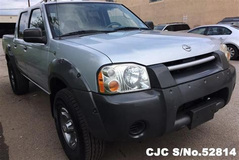 2003 nissan frontier capacity 2003 left nissan frontier silver for sale stock no