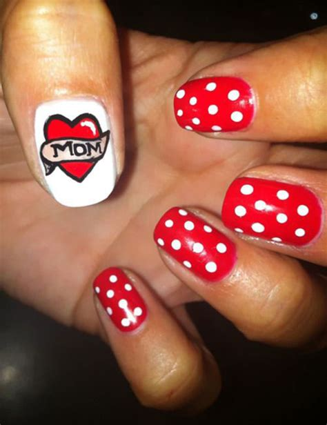 s day nail designs 15 best happy s day nail designs ideas