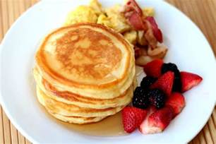 easy recipe for the best pancakes somewhat simple