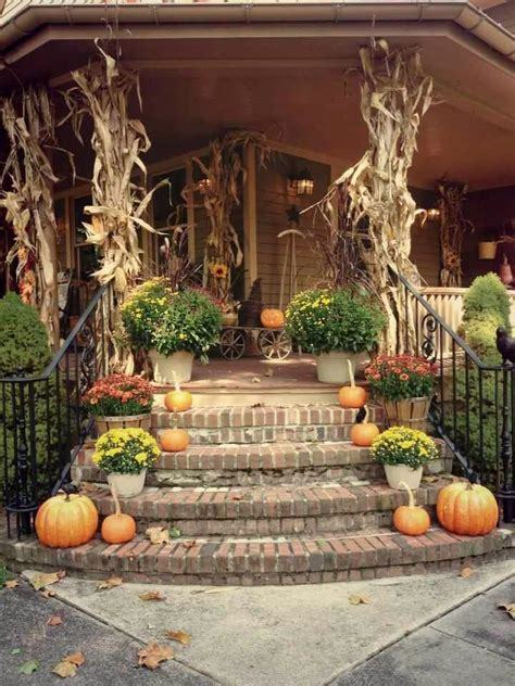 fall porch decorating ideas shelterness fall